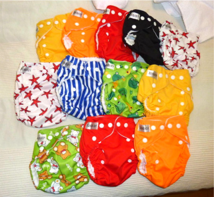 Review Sunbaby One Size Pocket Diaper Just Add Cloth