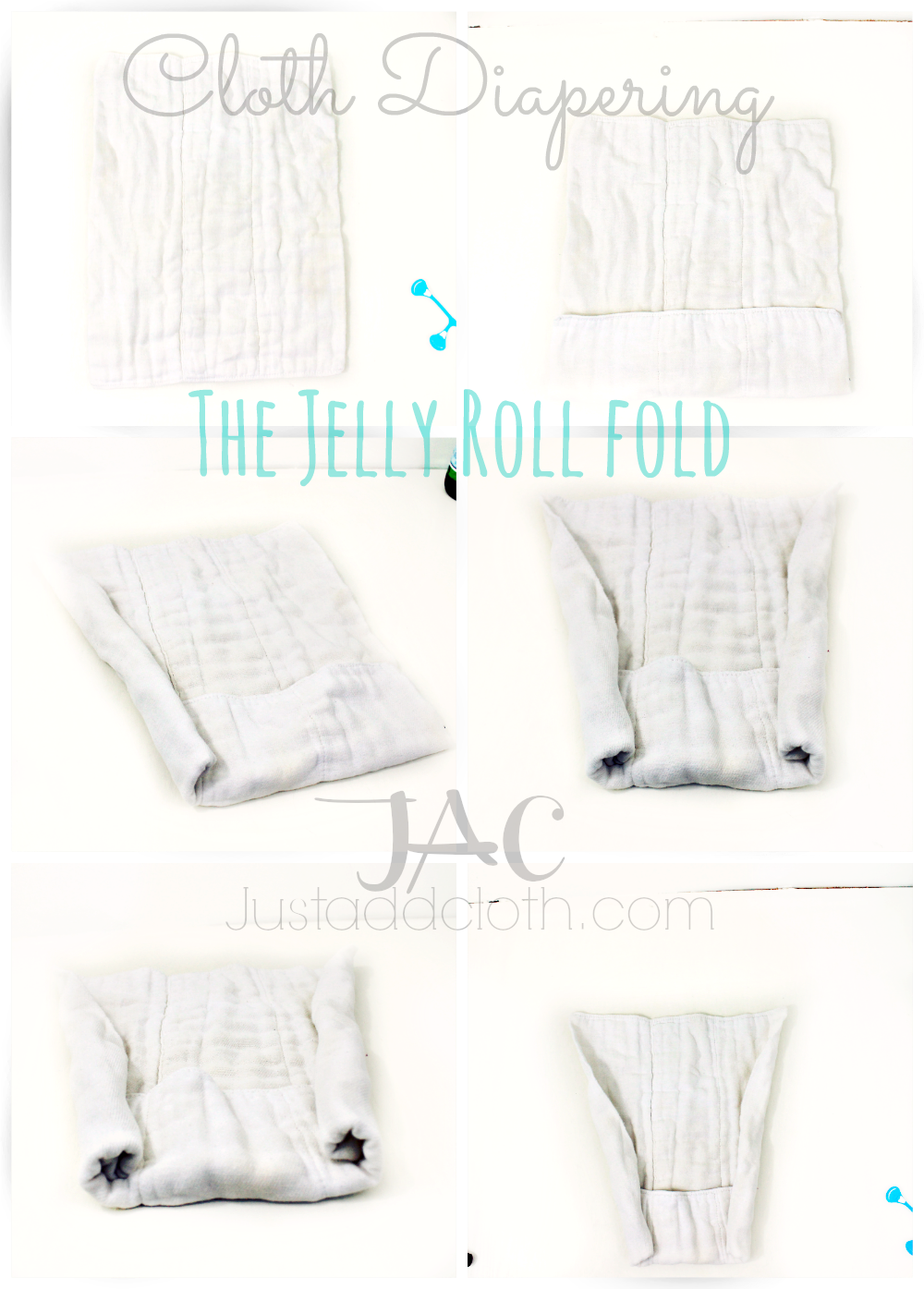 jelly roll fold 2