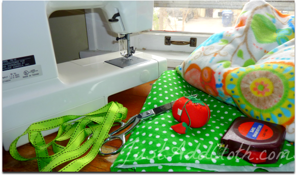 taggie sewing tutorial