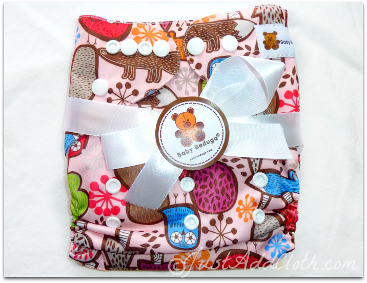 baby beduga cloth diaper