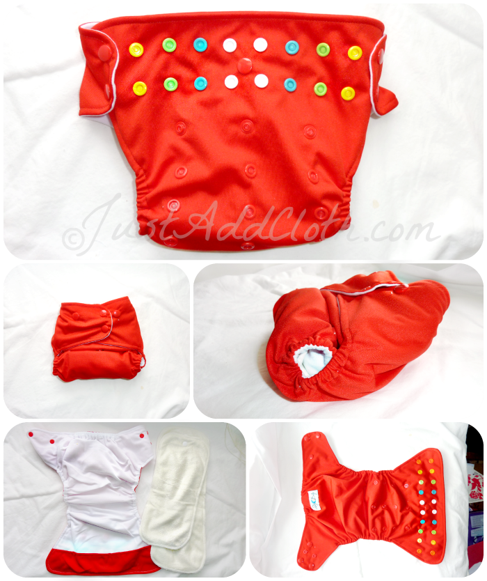 lala baby cloth diaper