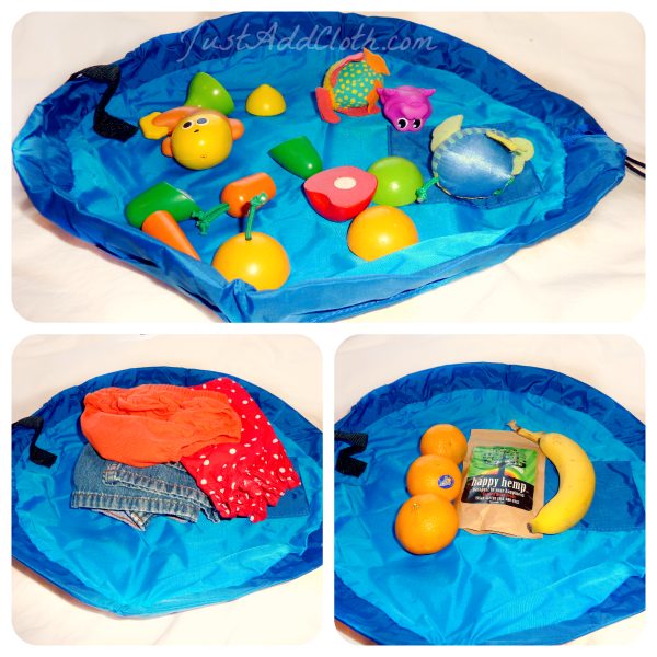 The Lay N Go Lite Activity Play Mat For Kids On The Go