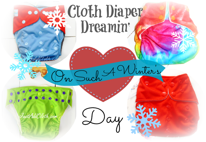 cloth diaper dreaming