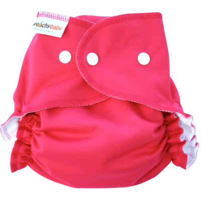 peachy baby cloth diapers
