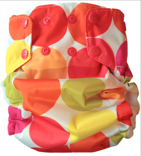 smart bottoms all in one cloth diaper