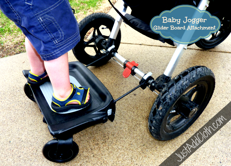 Baby Jogger Glider Board For The Ride Along Toddler Just