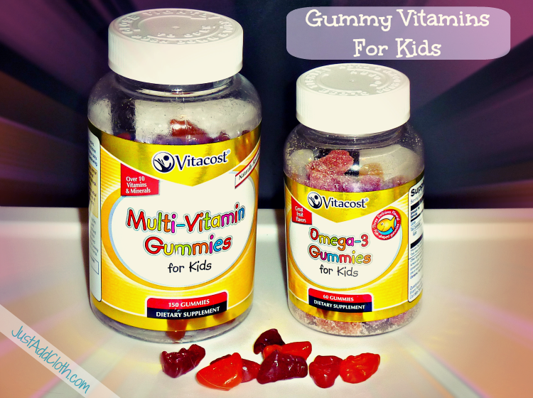 multi-vitamin gummies