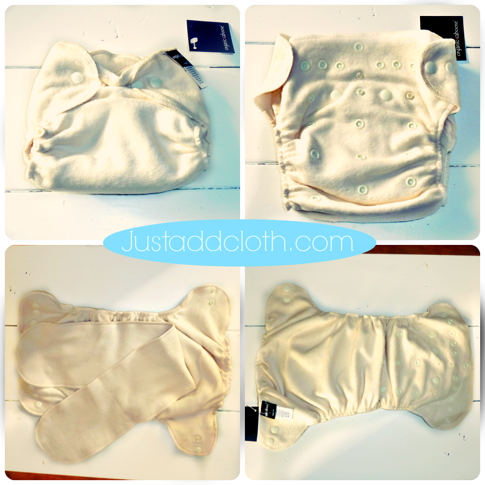 why use fitted cloth diapers