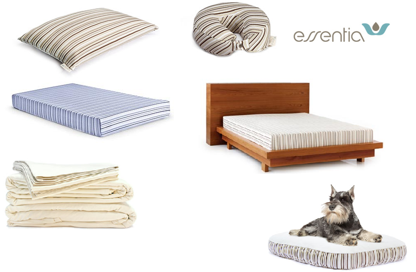 Essentia Worlds Only Natural Memory Foam Review Giveaway ...