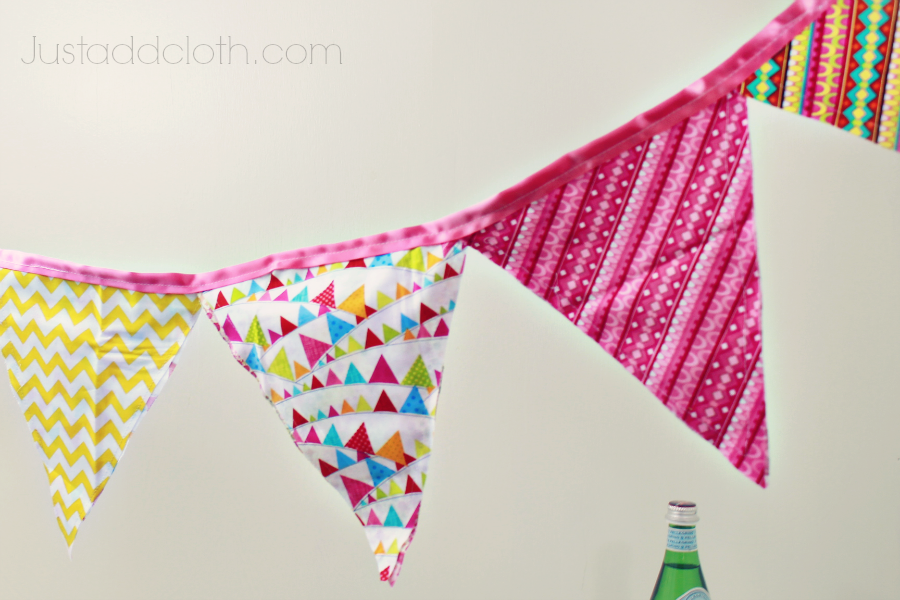 flag bunting with ribbon 4