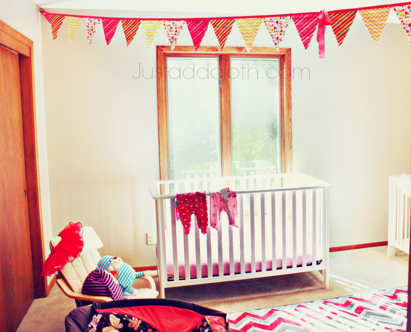 flag bunting with ribbon 6