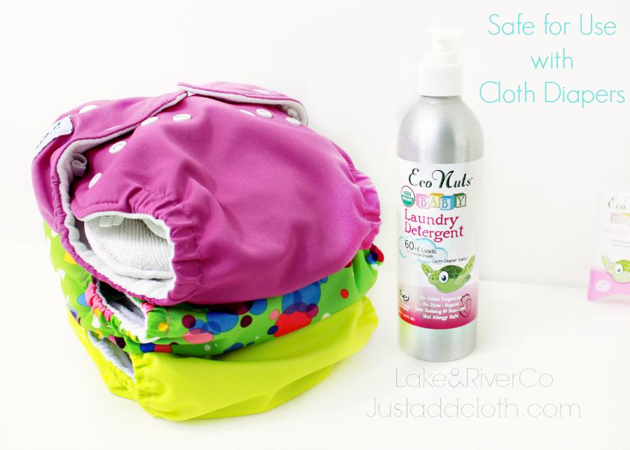Eco Nuts Liquid Laundry Soap 2
