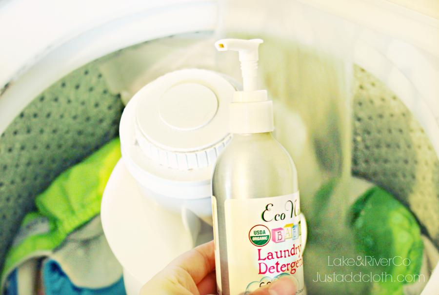Eco Nuts Liquid Laundry Soap 3
