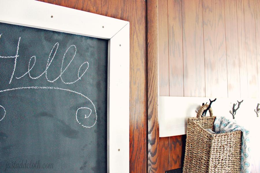 chalkboard diy 2