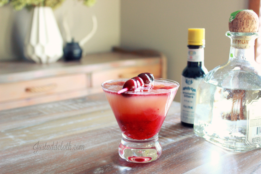 Cranberry Tequila Sunset 2