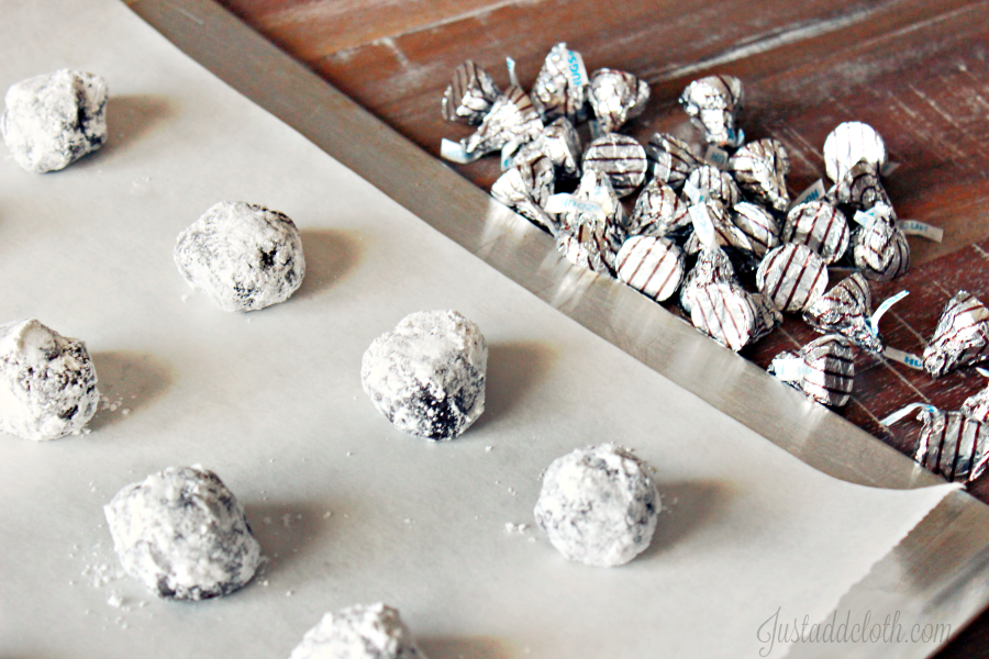 Kris Kringle Kisses cookies 2