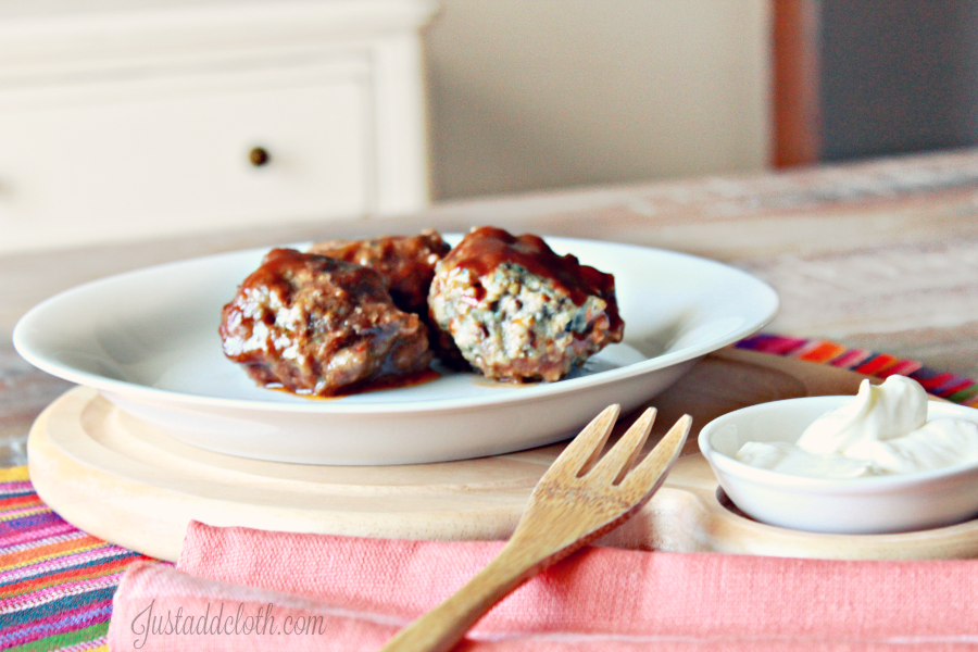 Slow Cooker Barbecue Meatballs 1