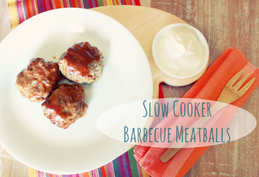 Slow Cooker Barbecue Meatballs 3