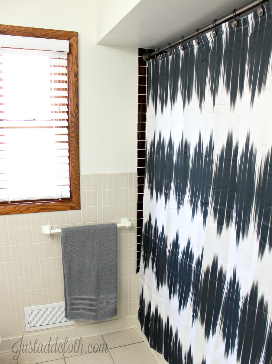 Main Bathroom Mini Makeover 2