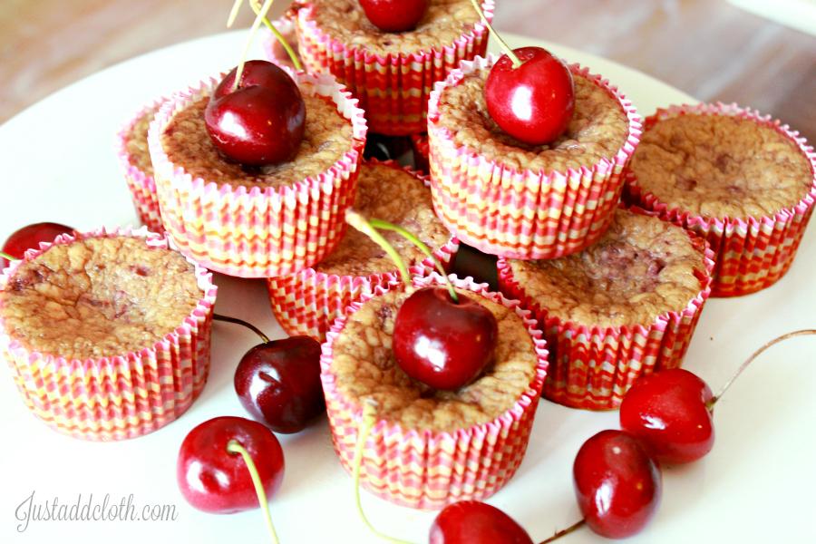 Very Cherry Cheesecake Cups 1