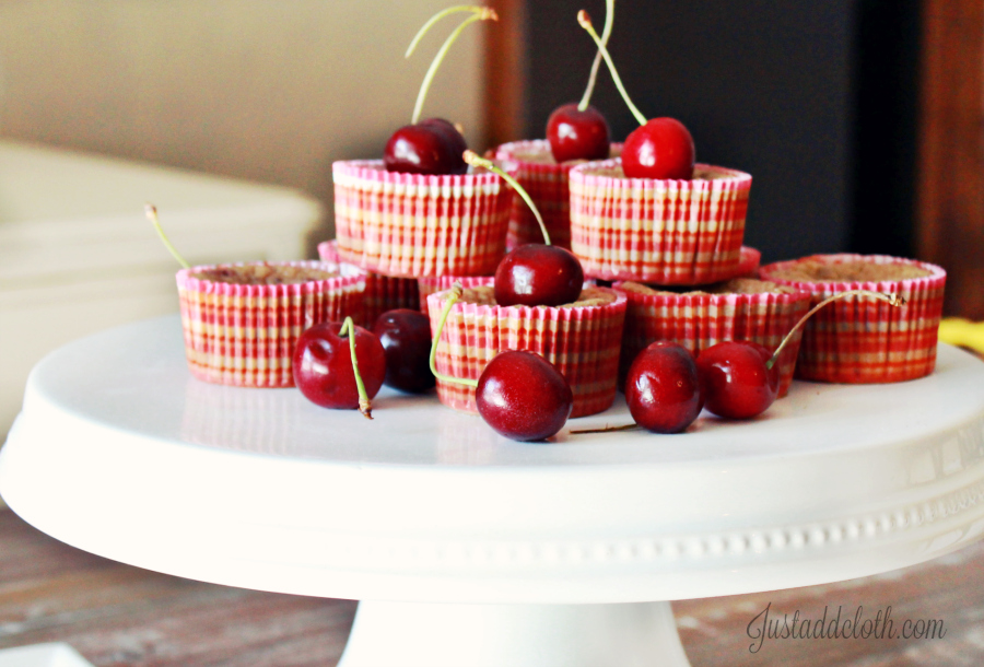 Very Cherry Cheesecake Cups 3