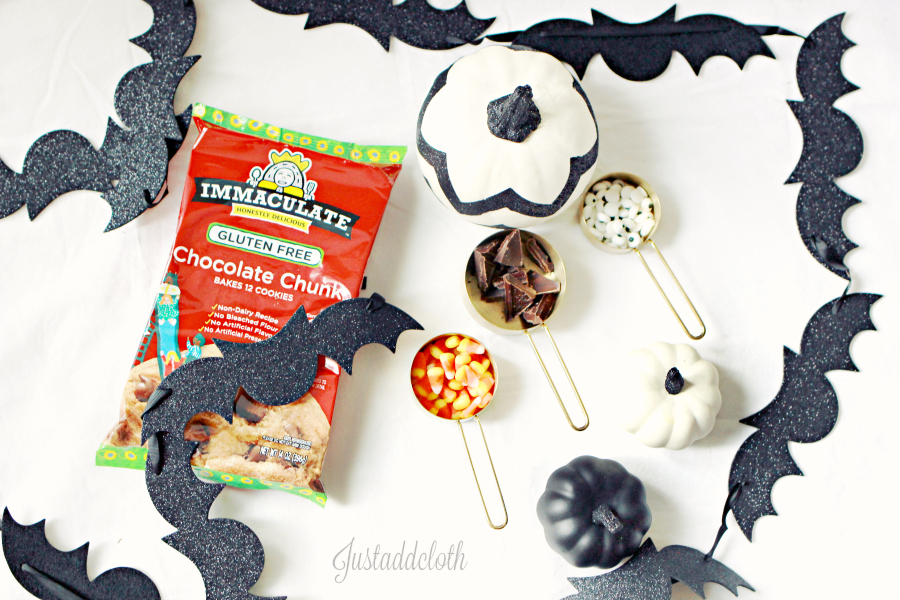 halloween bat cookies gluten free 3