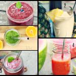 5 Fresh Summer Smoothies