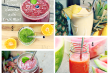5 Fresh Summer Smoothies