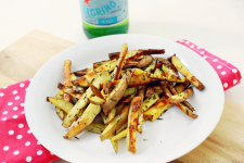 Baked Yukon French Fries with Garlic & Thyme