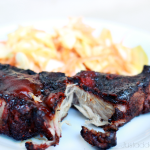 Country Style Pork Ribs (Grilled)
