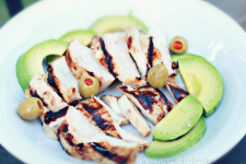 Dirty Rita Grilled Chicken with Avocado