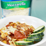 Low Carb Gluten Free Pizza Cabbage Bake