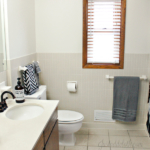 Our Main Bathroom Mini Makeover
