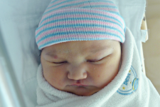 Introducing Our Newest Family Member! A Sort-of Birth Story