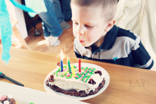 A Lucky Birthday & Delightful Treats {plus A Giveaway!}