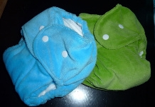 Review: Thirsties Duo Fitted Cloth Diaper