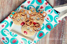 Rudolph the Red Nosed Reindeer Cookies with Immaculate Baking