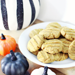 Soft & Chewy Gluten Free Pumpkin Cookies