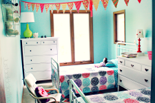 The Girl Room Before & After