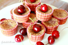 Very Cherry Cheesecake Cups - Low Carb - Gluten Free - No Added Sugar