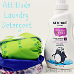 Attitude Laundry Detergent Little Ones Formula