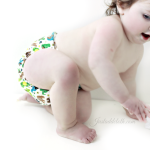 Bambino Mio Miosolo All-In-One Cloth Diaper + MioBoost  {and A Cloth Diaper Giveaway!}