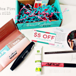 Beauty Box Five March 2015