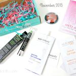 Beauty Box Five November 2015
