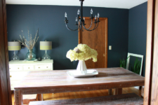 Dining Room Makeover: Before & After