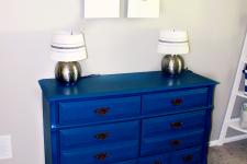 Baby Room Update: Dresser Makeover & Elephant Art