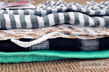 Fair Trade Hand Woven Scarves: Supporting Education & More
