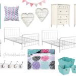 Big Girl Beds & Girl Room Aspirations