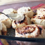 Gluten Free Glazed Cinnamon Rolls