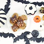 Easy Halloween Themed Bat Cookies with Gluten Free Immaculate Baking